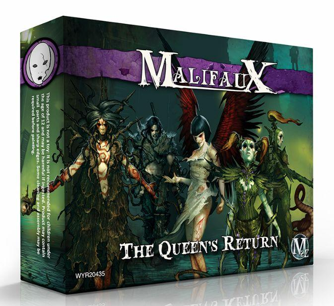 Malifaux. The Queen's Return
