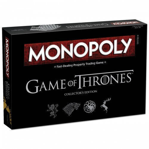Монополия Game of Thrones