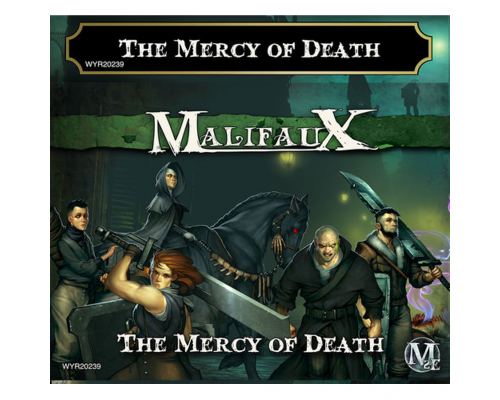 Malifaux. The Mercy of Death - Reva Box Set
