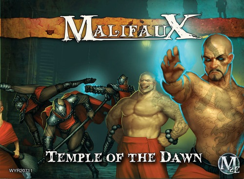 Malifaux. Temple of the dawn